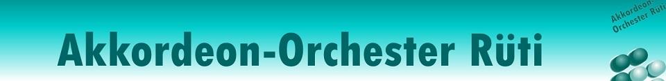 Akkordeon-Orchester Rüti